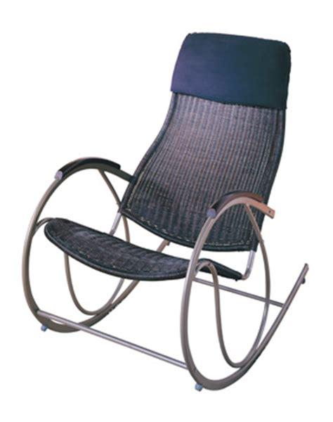 chaise rockincher 10 chaises tr 232 s d 233 co quot rocking chair quot de conforama