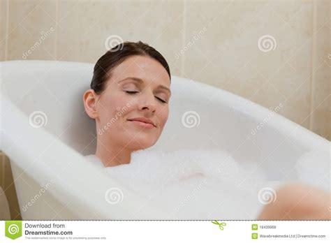 pretty woman bathtub beautiful woman taking a bath royalty free stock photos