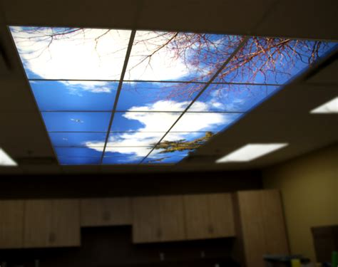 Backlit Ceiling by Best Ideas Creative