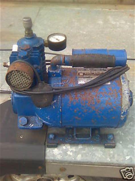 compair broomwade 2x1 compressor mig welding forum