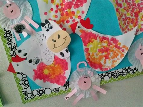farm crafts for 17 best images about preschool farm on cow