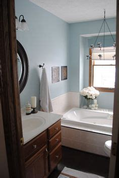 1000 images about bathroom wood trim on wood trim vanities and stained wood trim