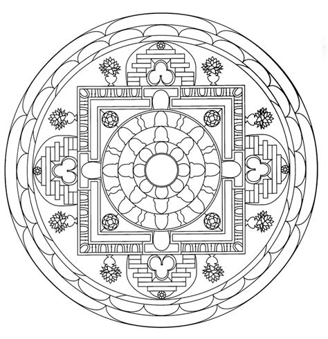 thanksgiving mandala coloring pages 17 best images about coloring pages on pinterest mandala