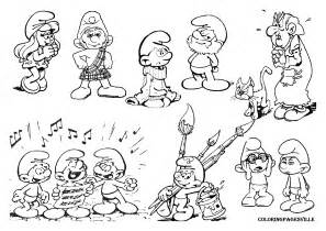 Galerry free cartoon character coloring pages to print