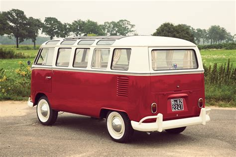 21 Window Vw 21 window deluxe volkswagen type 2