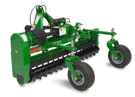 Landscape Rake Tractor Pr11 Power Rakes Landscape Equipment Deere Us