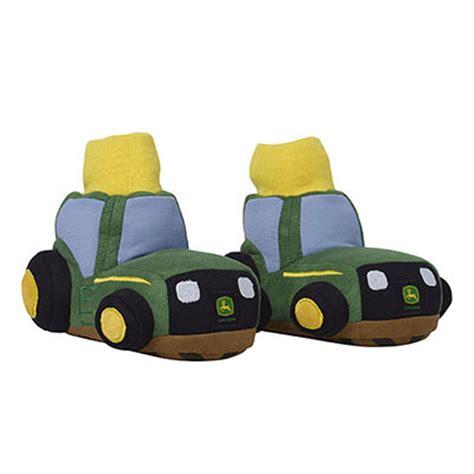deere slippers deere toddler tractor slippers lp53930 lp53927