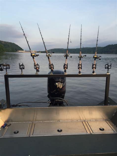 boat rod holders for catfishing rod holders ideas for catfishing tinboats net