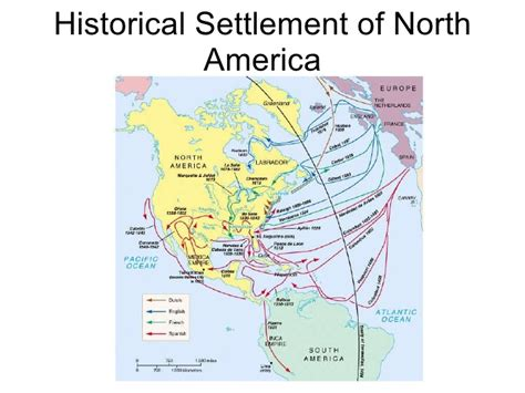 pattern of french settlement in north america historical settlement of north america