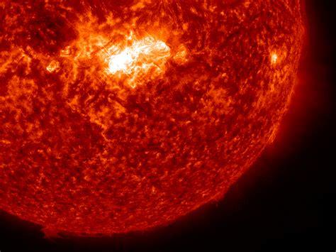 Solar Flare Detox Center by Sun Emits Mid Level Solar Flare Nasa