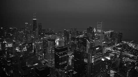 city skyline black and white wallpaper black and white city desktop background hd 1920x1080