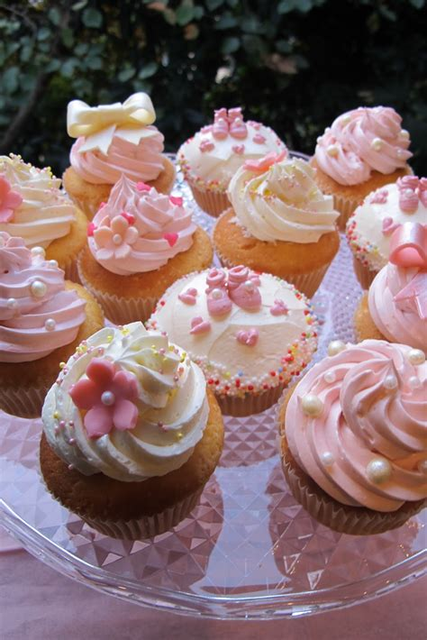 Cupcakes For A Baby Shower Recipes by Tortelicious Baby Shower Cupcakes
