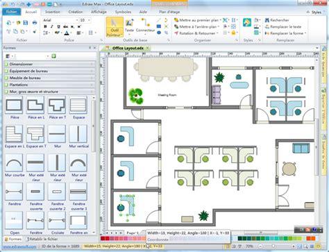 Beau Logiciel D Amenagement D Interieur #7: Office-layout-software.png