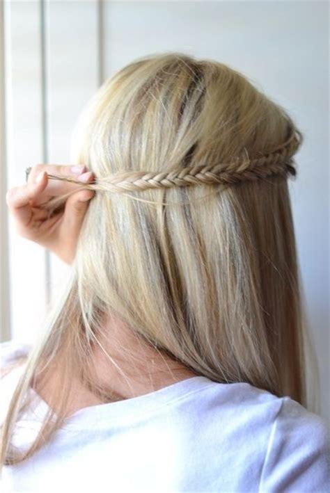 plait at back of head hairstyle yarı toplu sa 231 modelleri kokteylde com