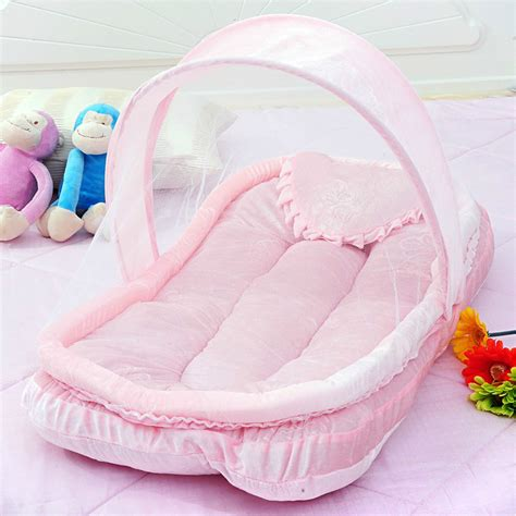 toddler bed pillow top aliexpress com buy cheap baby crib netting for newborns