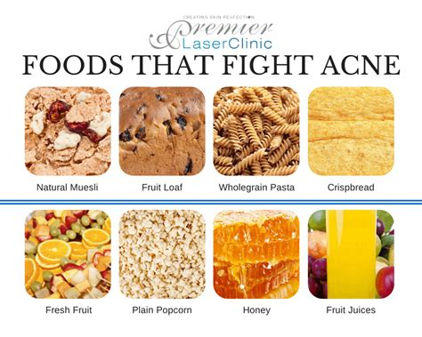Best Detox Diet Plan For Acne by You Tried The Acne Free Diet Premier Laser Skin