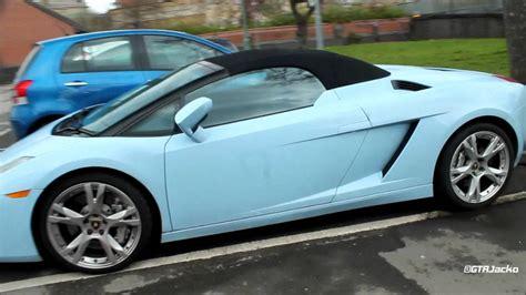lamborghini light light blue lamborghini gallardo www pixshark com