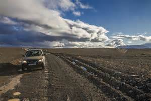 Car Rental Selfoss Iceland The Kj 246 Lur Interior Road Iceland For 91 Days