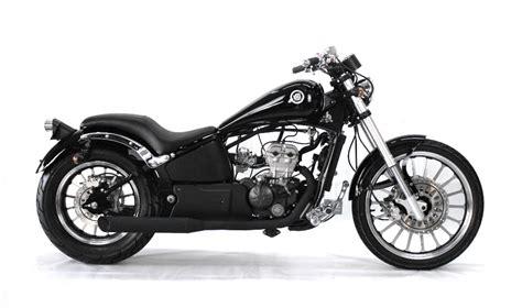 125er Motorrad Cruiser by 125er Bobber Und Cruiser Bikes Leonart Aus Spanien In