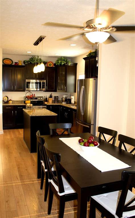 Dining Room Table Match Kitchen Cabinets Best 20 Espresso Kitchen Ideas On Espresso