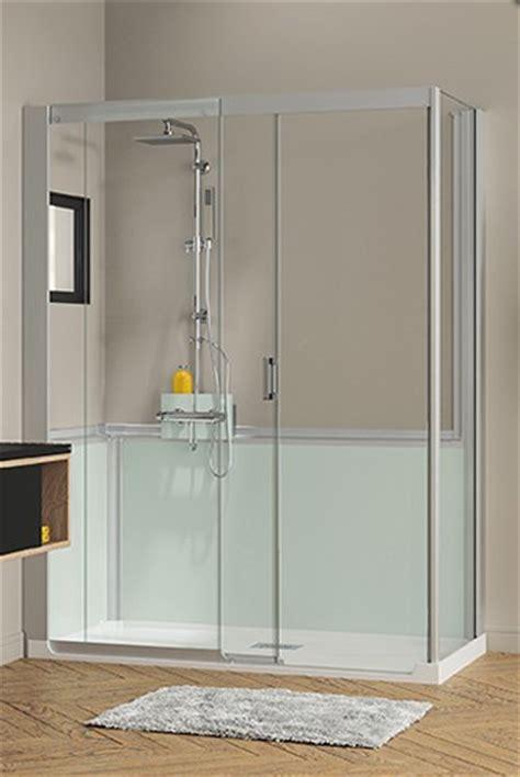 remplacer baignoire par cout remplacer sa baignoire ou receveur par une cabine