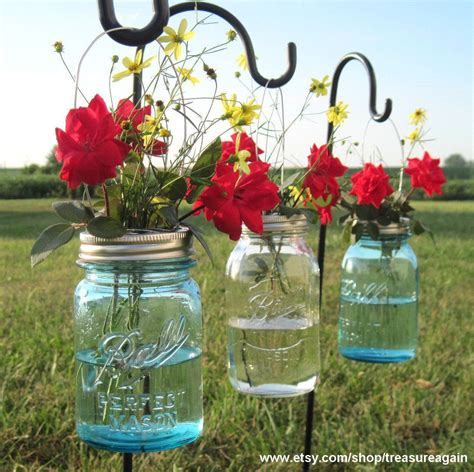 garden decoration jar diy jar lantern lids wedding hanging candle holders