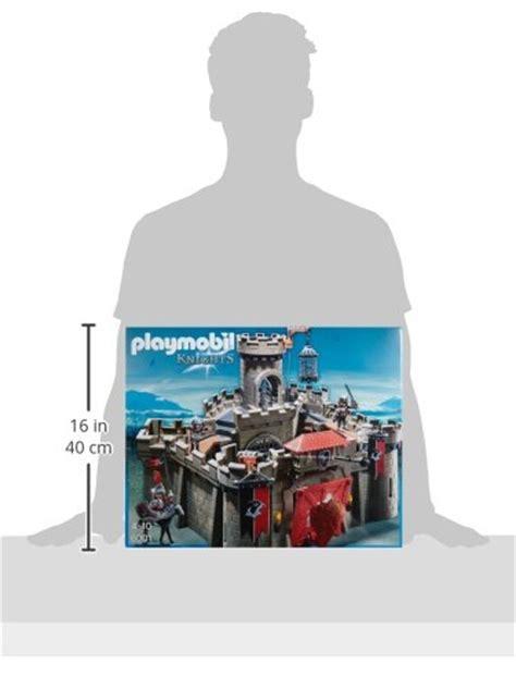 Playmobil Hawk Knights Castle Set playmobil hawk knights castle set import it all
