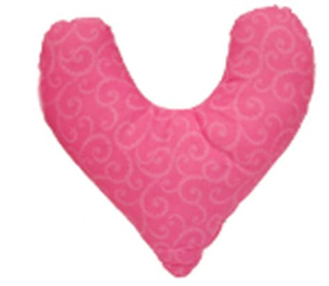 pattern for heart shaped cushion for breast cancer michele bilyeu creates with heart and hands free