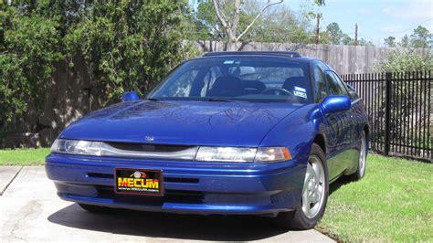 subaru svx blue 1994 subaru svx lsi f358 houston 2012