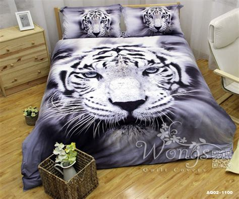 white tiger bedroom compare prices on white tiger bedding online shopping buy