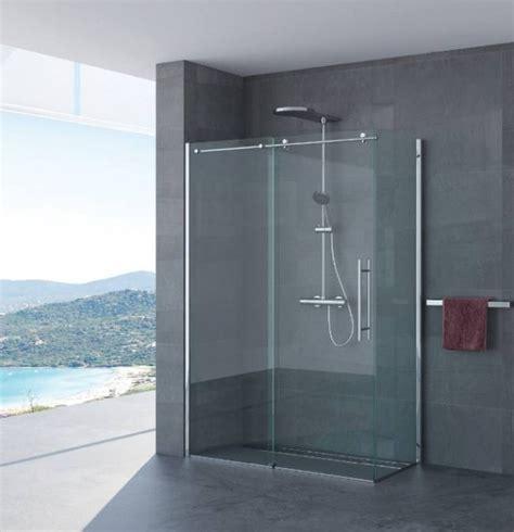 box doccia porta box doccia porta scorrevole quot giorgia quot profili in acciaio inox
