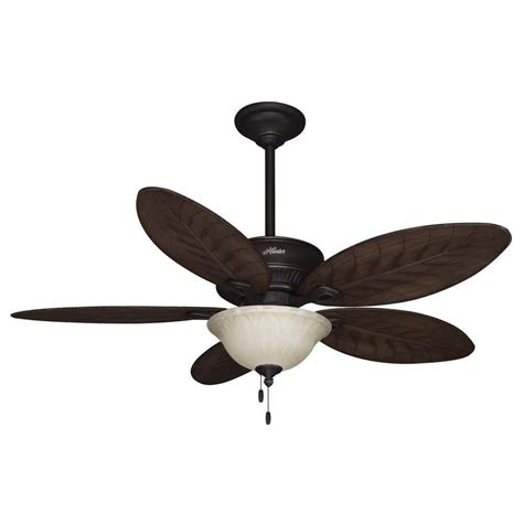 Quality Ceiling Fans With Lights by Grand Cayman 54 In Onyx Bengal D Ceiling