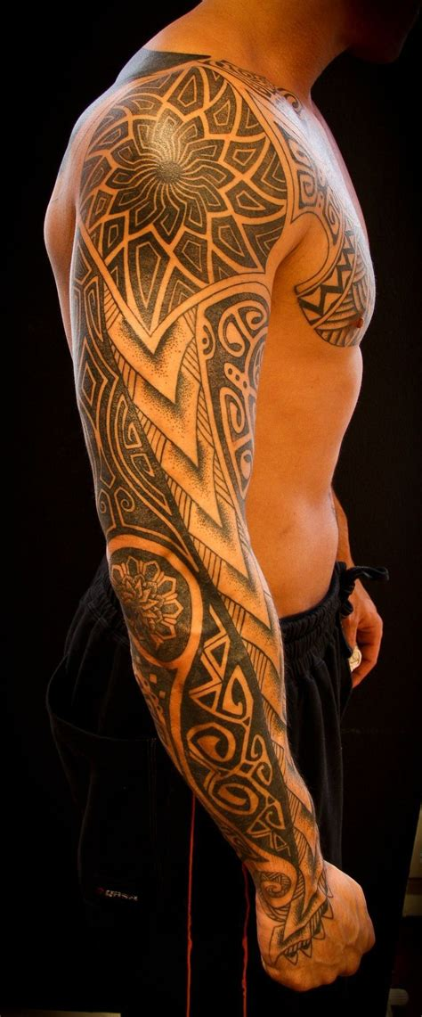 arm tattoos for men tribal 17 best ideas about arm tattoos on tribal