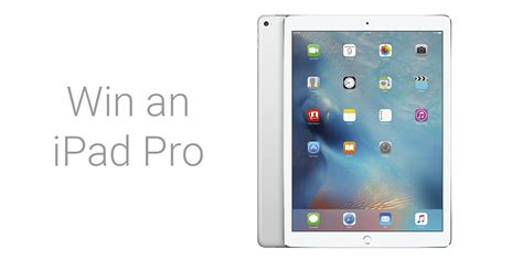 Ipad Contest Giveaway - woorise giveaway win an ipad pro 9 7 256gb