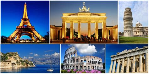 European Get Away 10 Cities You Should Visit In Europe by Top 10 Desirable Places To Travel Across The World