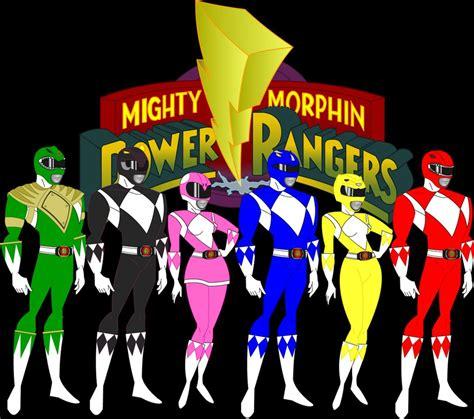 Flash Robo Black Original mighty morphin power rangers animated by captaindutch on