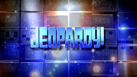 theme in literature jeopardy jeopardy theme 2001 version youtube
