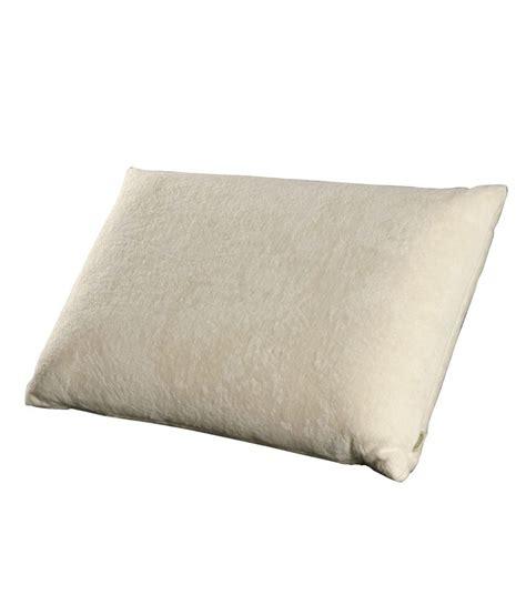 Buy Sleepwell Pillow by Sleepwell Natura Elastic Foam Pillow Buy Sleepwell