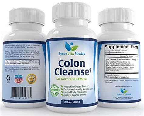 Buy Colon Detox In by Dietzon Weight Loss Diet