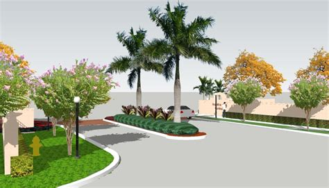 Landscape Design In Sketchup Dewick Associates Products And Prices