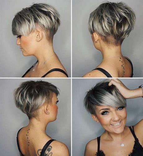 Hottest short hairstyles 2018