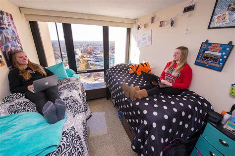 isu housing watterson towers university housing services illinois state
