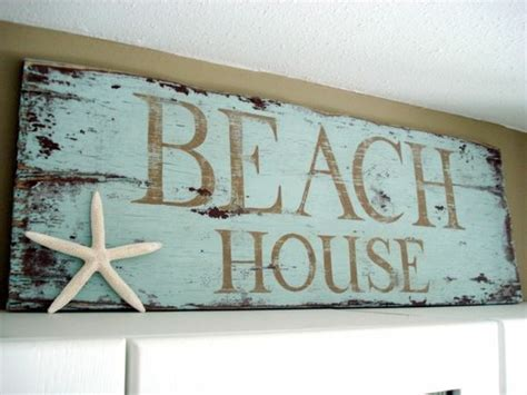 beach house signs beach house sign for the home pinterest