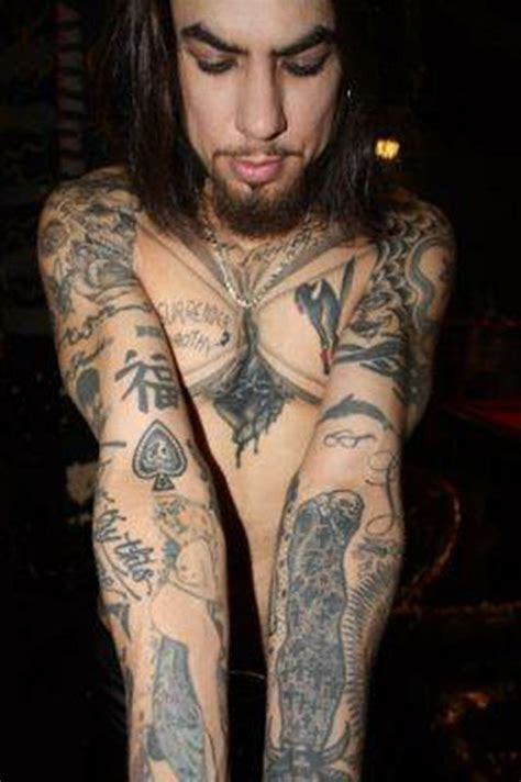 dave navarro tattoo dave navarro tattoos 2013 that interest me