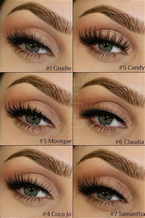 Best 25  Fake eyelashes ideas on Pinterest   Thicker