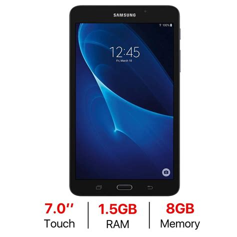 samsung galaxy tab a 7 inch wifi tablet best reviews tablet