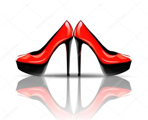 leather high heel shoes in the shop stock photo 169 ralwel