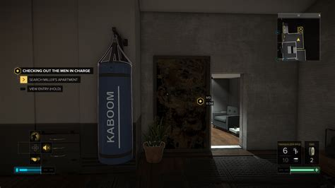 Apartment Security Hacks Deus Ex Mankind Divided Checking Out The In Charge
