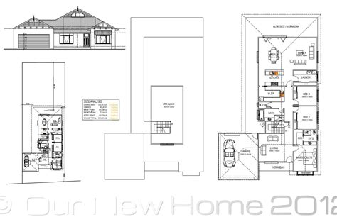 harkaway homes floor plans floor plan our new home