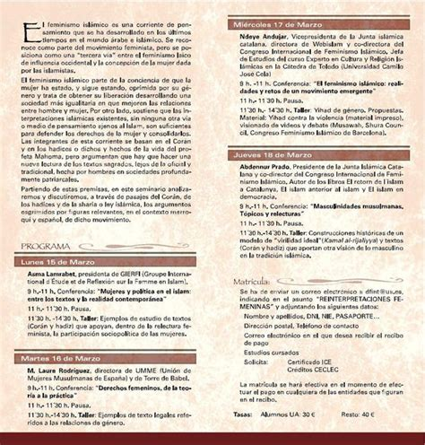 universidad de alicante centro de estudios sobre la centro de estudios sobre la mujer memoria universidad de